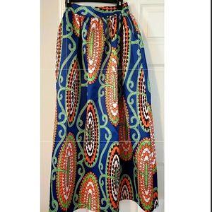 African Tribal Skirt